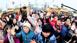万名金科业主同庆新年,金科第十二届邻里文化节,全国八城共襄美好