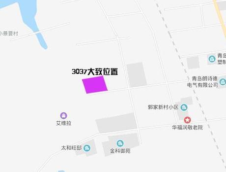 青岛中晟国恒3.48亿元摘得胶州住宅用地 成交价位2294元/㎡